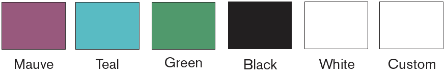 Specialty Cover Colors