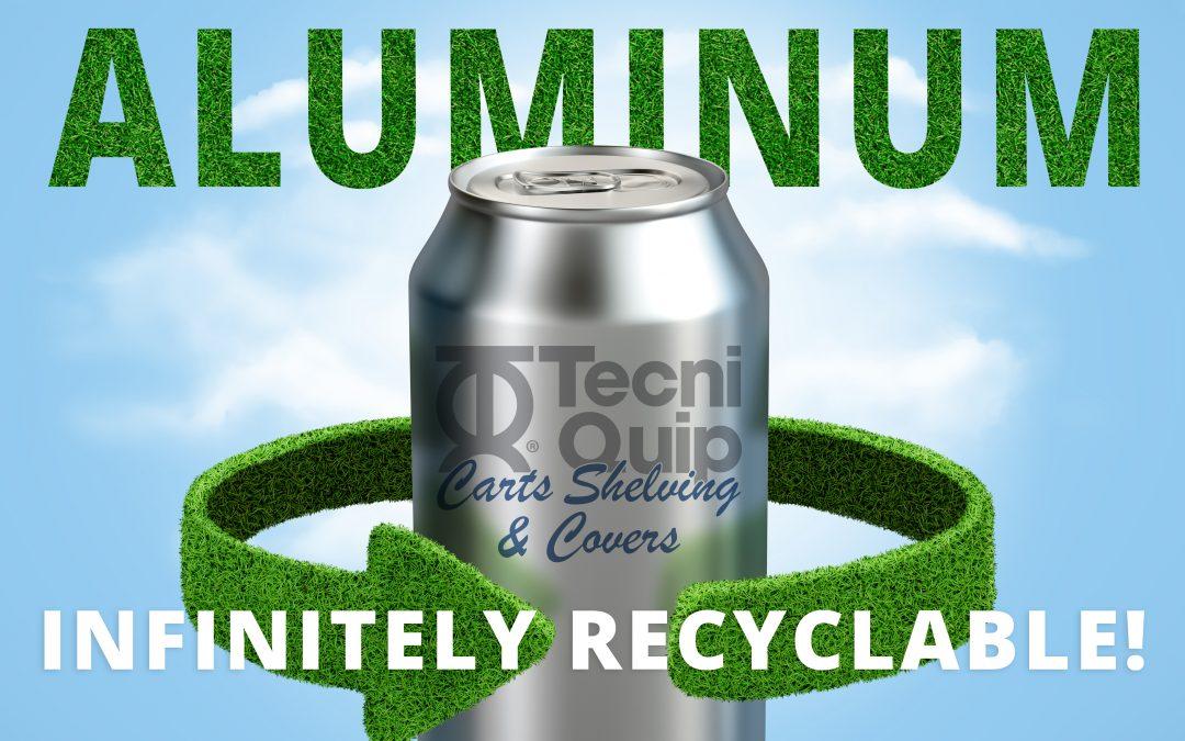 Aluminum Bulk Carts – The Green Choice